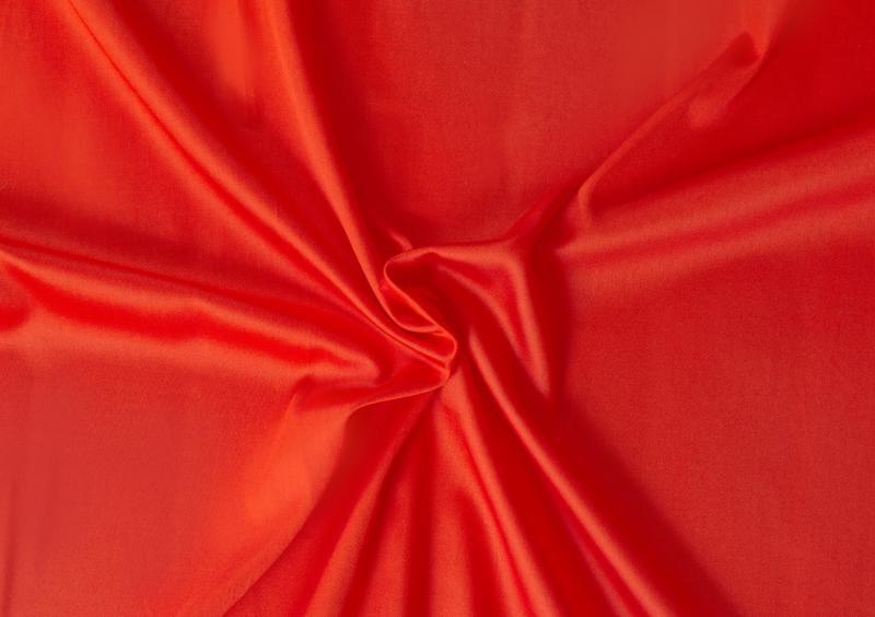Kvalitex saténové prostěradlo LUXURY COLLECTION červené