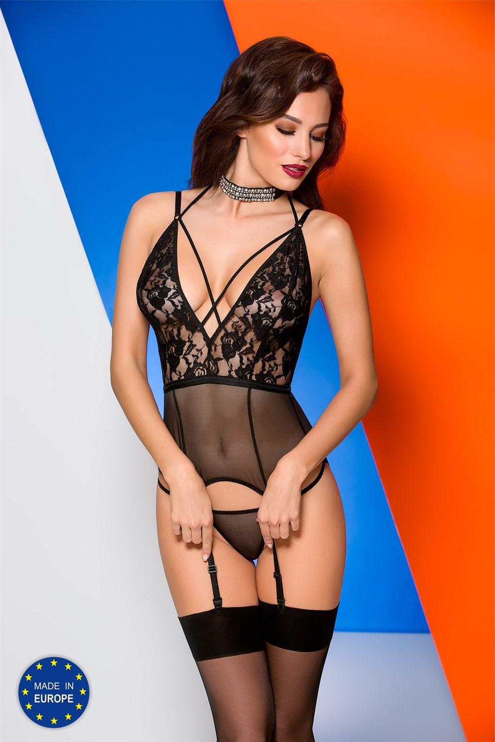 Avanua Gigi Corset black