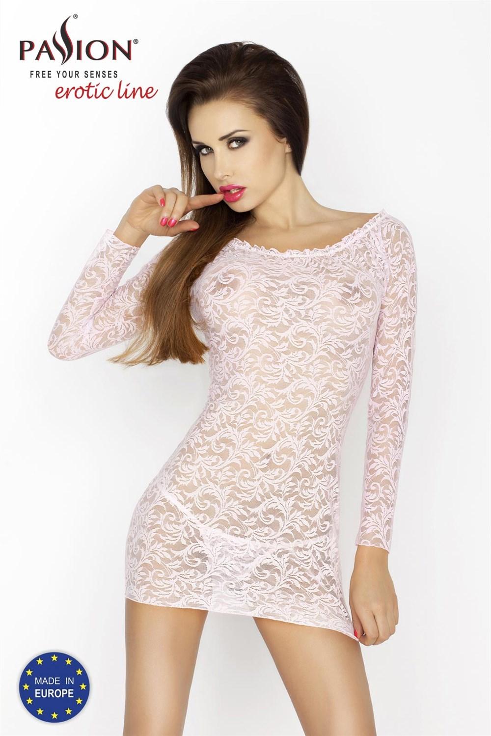 Passion Yolanda Chemise pink - Košilka