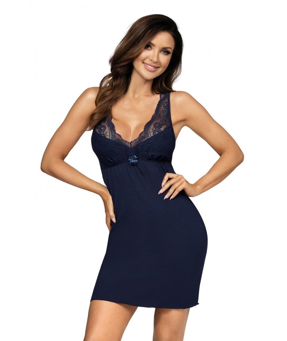 Noční košilka Donna Kasiya II dark blue