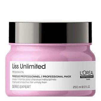 L´ORÉAL Expert Liss Unlimited Mask 250ml - maska na suché a nepoddajné vlasy