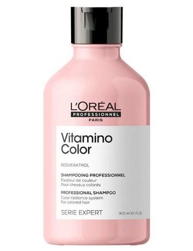 L´ORÉAL Expert Vitamino Color Shampoo 300ml - šampon pro barvené vlasy
