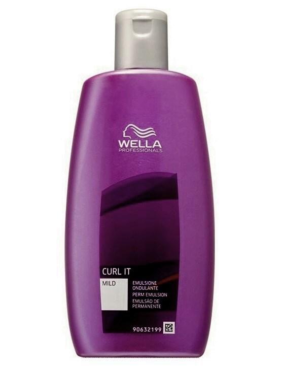 WELLA Curl Creatine+ Perm C 250ml - trvalá pro barvené a citlivé vlasy