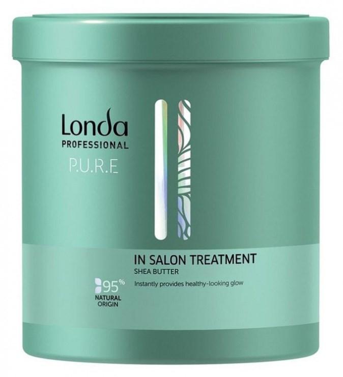 LONDA Professional P.U.R.E In-Salon Treatment 750ml - přírodní maska bez silikonů na suché vlasy