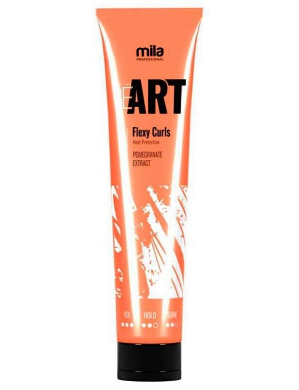MILA Hair Cosmetics Be Art Flexy Curls 175ml - krém na vlny