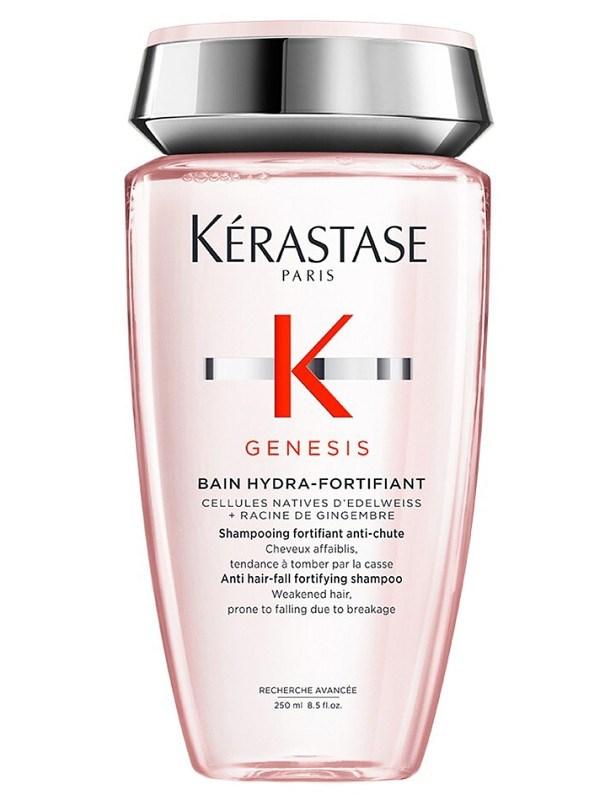 KÉRASTASE Genesis Bain Hydra-Fortifiant Shampoo 250ml - šampon proti padání pro jemné a mastné vlasy