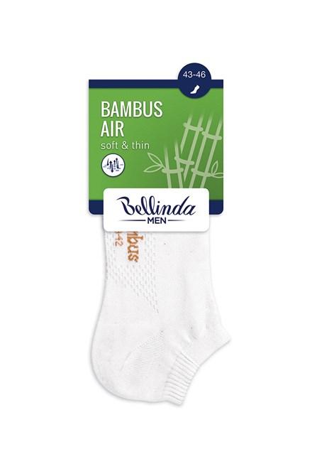 Pánské ponožky Bellinda 497554 bambusové AIR , černá 094