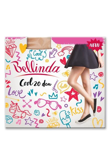 Silonky Bellinda Cool 225023, černá 094