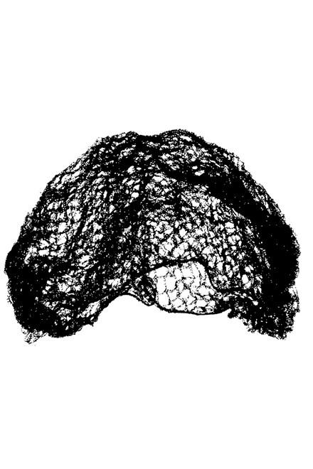 Abella D-70 Síťka na vlasy
