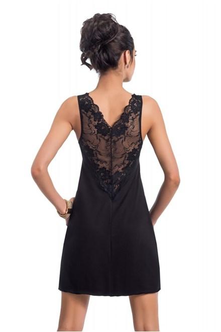 Noční košilka Donna Kristina black