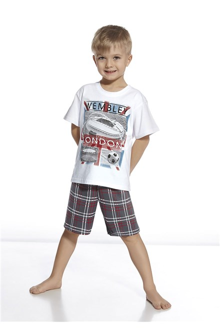 "Chlapecké pyžamo Cornette ""Stadium"" YOUNG, KIDS 789/45"