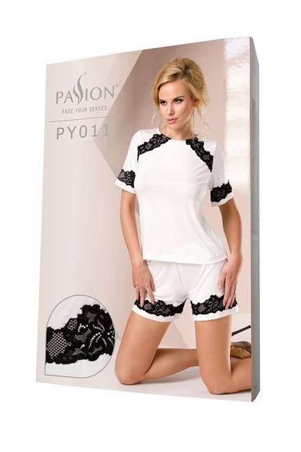Dámské pyžamo Passion PY011 viskoza