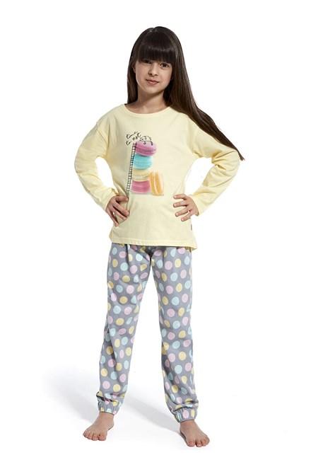 """Dívčí pyžamo Cornette """"TIME TO REST"""" YOUNG 972/83 KIDS"""