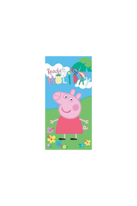 Osuška Peppa Pig 061 70x140 cm