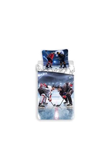 Povlečení fototisk Hokej