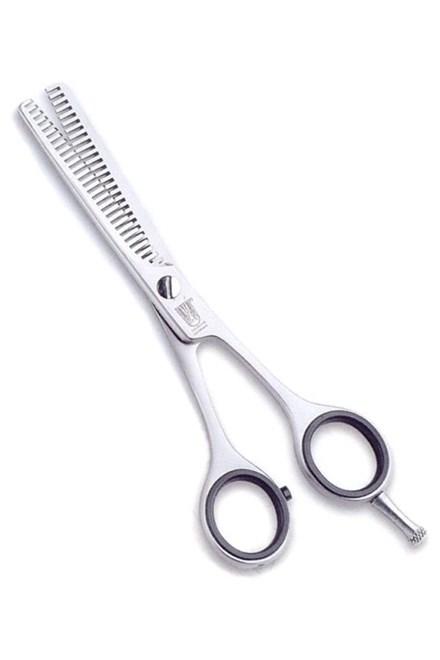 WITTE Solingen Rose Line nůžky na vlasy oboustranné efilační  5,25´ 82052