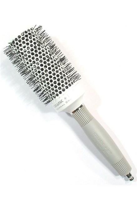 OLIVIA GARDEN Pro Cer Ionic T 45 - kadeřnický keramický kulatý kartáč na vlasy - průměr 45mm
