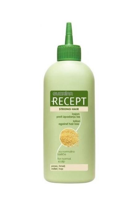 SUBRINA Recept Lotion proti vypadávání vlasů - Strong Hair 200ml