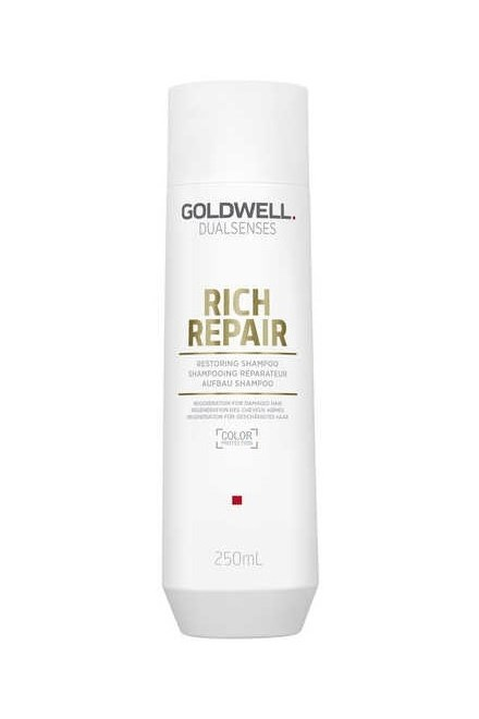 GOLDWELL Dualsenses Rich Repair Restoring Shampoo 250ml - regenerační šampon