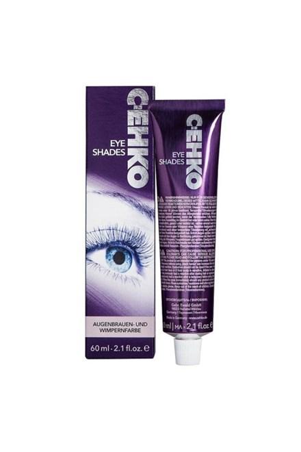 C:EHKO Eye Shades Grafitová - profi barva na řasy a obočí pro kosmetičky - 60ml