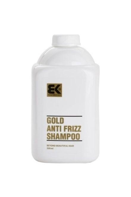 BRAZIL KERATIN Gold Shampoo regenerační keratinový šampon na vlasy se zlatem 500ml