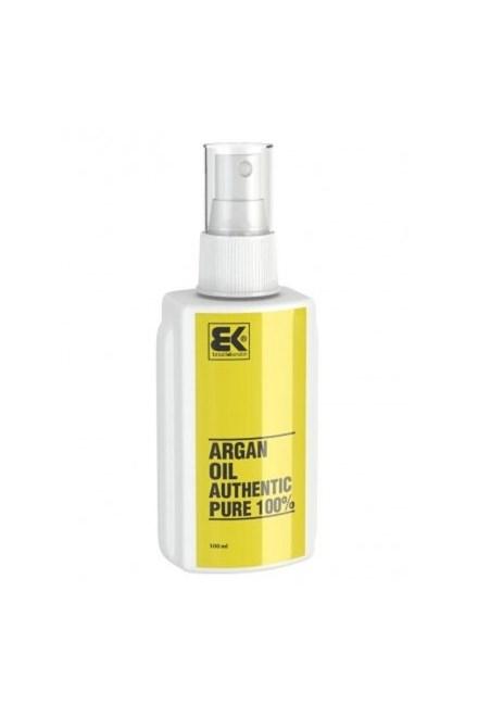 BRAZIL KERATIN Argan Oil 100% arganový olej pro intenzivní regeneraci poškozených vlasů 100ml