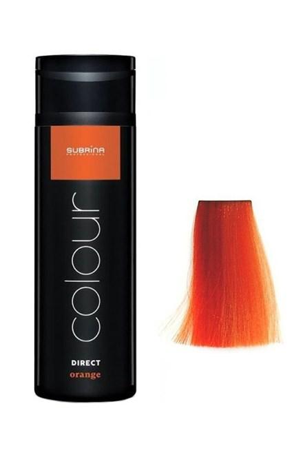 SUBRINA Mad Touch Infra Orange 200ml - Gelová barva na vlasy - oranžová