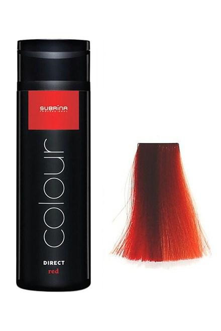 SUBRINA Mad Touch Passion Red 200ml - Gelová barva na vlasy - červená