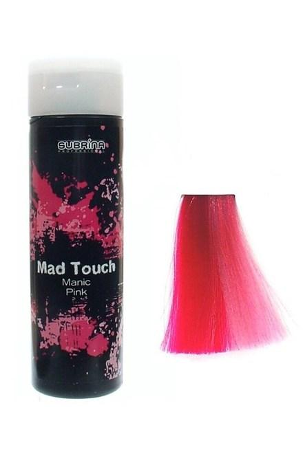 SUBRINA Mad Touch Manic Pink 200ml - Gelová barva na vlasy - růžová