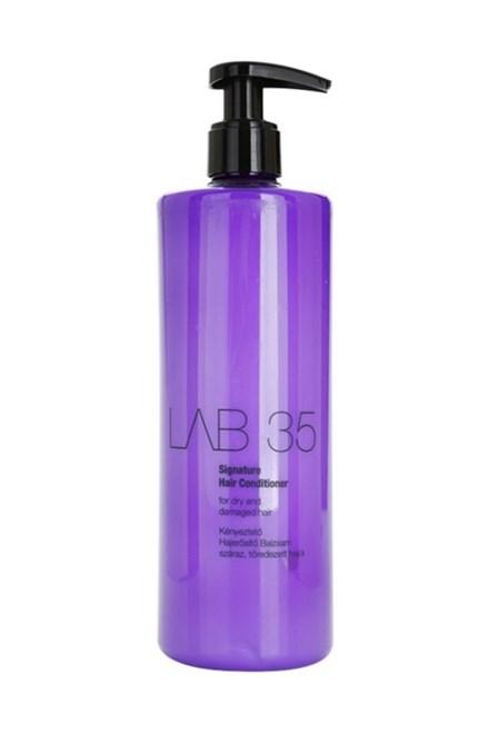 KALLOS Lab35 Signature Conditioner 500ml - kondicionér na poškozené vlasy