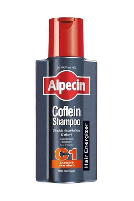 ALPECIN Hair Energizer Coffein Shampoo C1 250ml - šampon pro růst vlasů
