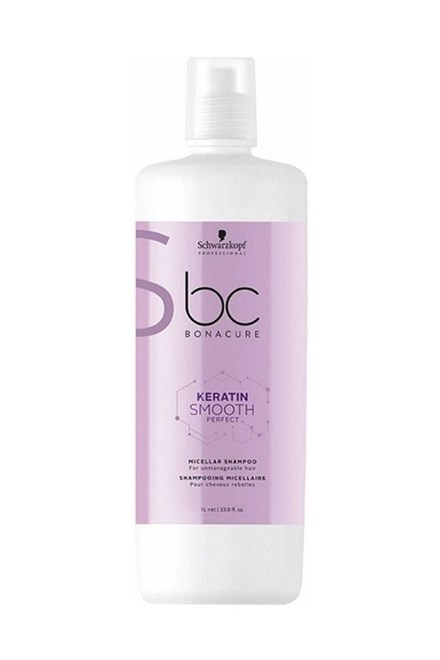 SCHWARZKOPF BC Smooth Perfect Shampoo 1000ml - uhlazující šampon