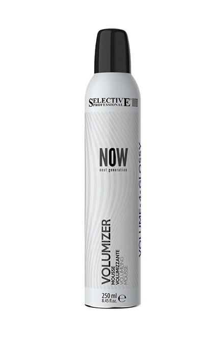 SELECTIVE Now Volumizer 250ml - silně tužící pěna pro větší objem
