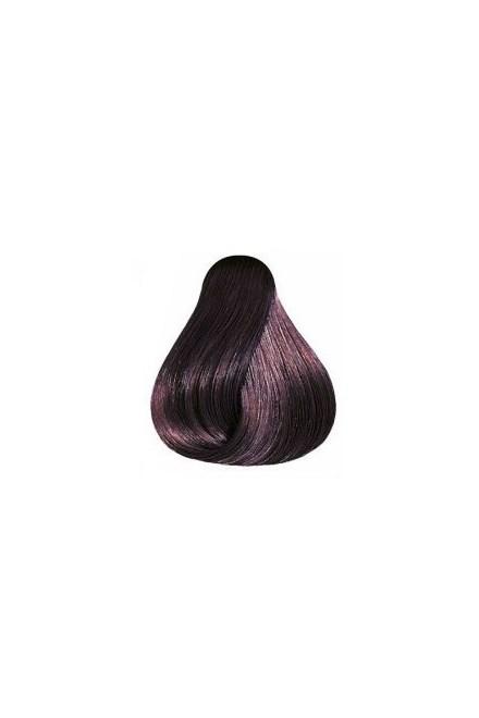 WELLA Color Touch Plus Semi-permanantní barva Intenzivní světlá hnědá přirodní fialová 55-06