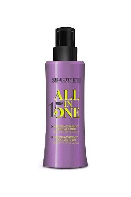 SELECTIVE 15v1 ALL IN ONE 150ml - intenzivní péče na vlasy 15 v jednom