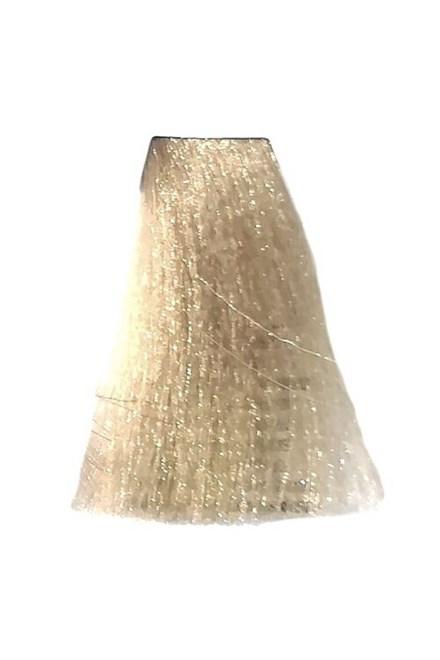 MILATON Color Cream Profi krémová barva 100ml - zlatá perleťová platinová blond 10.83