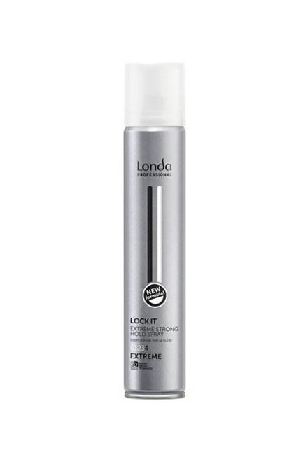LONDA Professional Lock It EXTREME Spray 500ml - ultra silný lak pro finální úpravu