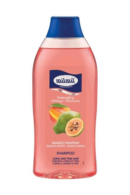 MIL MIL Mango Papaya Šampon pro dlouhé a jemné vlasy 750ml