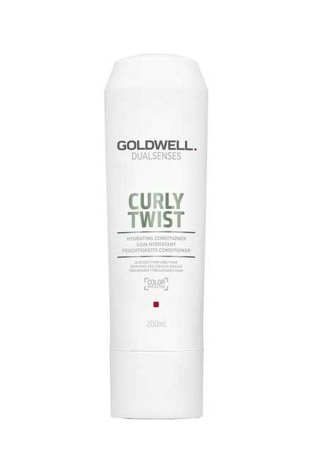GOLDWELL Dualsenses Curly Twist Conditioner 200ml - kondicionér pro vlasy vlnité a trvalené