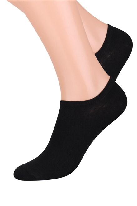 Ponožky nízké Steven 007