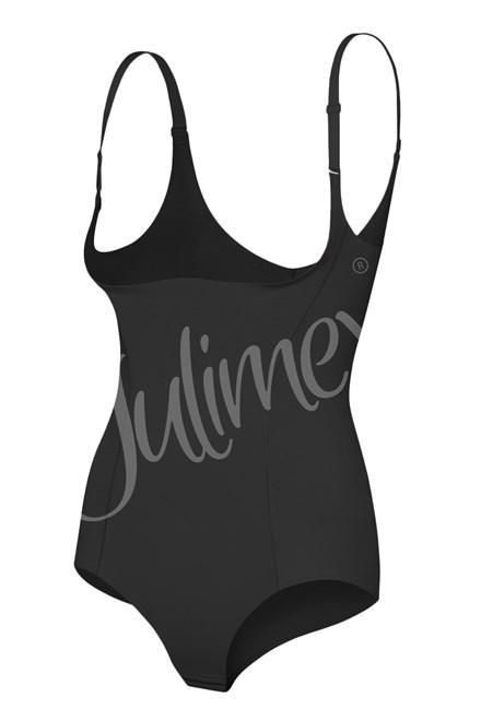 Stahující bezešvé body Julimex Shapewear 219 Body pod Biust