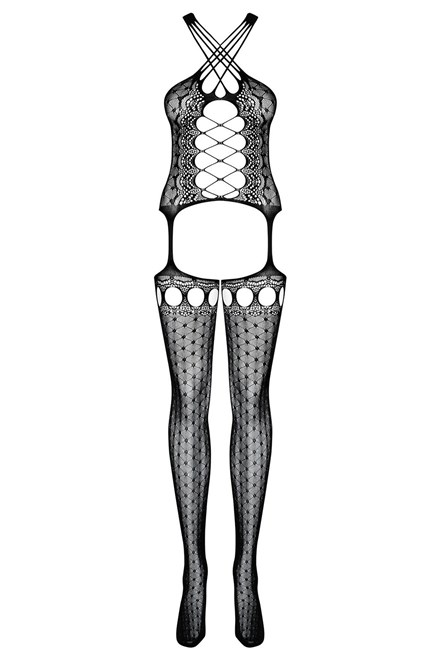 Erotické body Obsessive Bodystocking G313