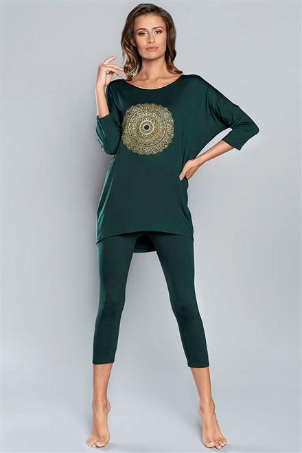Pyžamo Italian Fashion Mandala r.3/4 sp.3/4