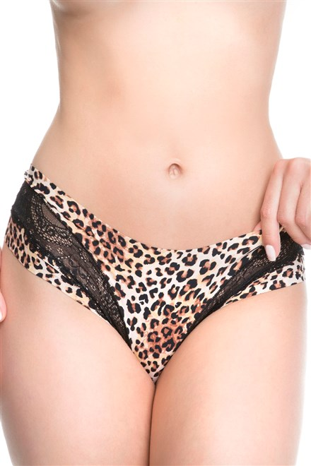 Kalhotky Julimex Lingerie Flirty Kiss
