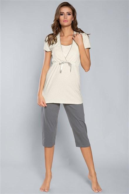 Dámské pyžamo Italian Fashion Felicita kr.r. sp.3/4