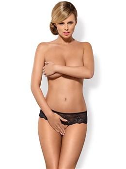 Kalhotky Obsessive Merossa crotchless panties