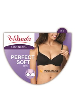 Podprsenka Bellinda BU835111 PERFECT SOFT BRA