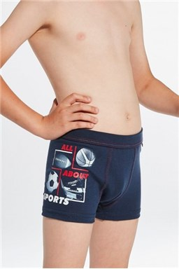 "Chlapecké boxerky Cornette 701/98 ""SPORT 2"" Kids"