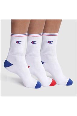 Ponožky CHAMPION CREW SOCKS PERFORMANCE 3 páry