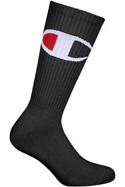 Ponožky CREW SOCKS ROCHESTER BIG C, černé